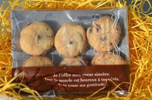 チョコチップクッキー 250円